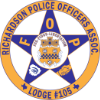 New Richarson POA FOP Logo100
