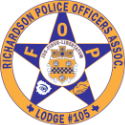 New Richarson POA FOP Logo125
